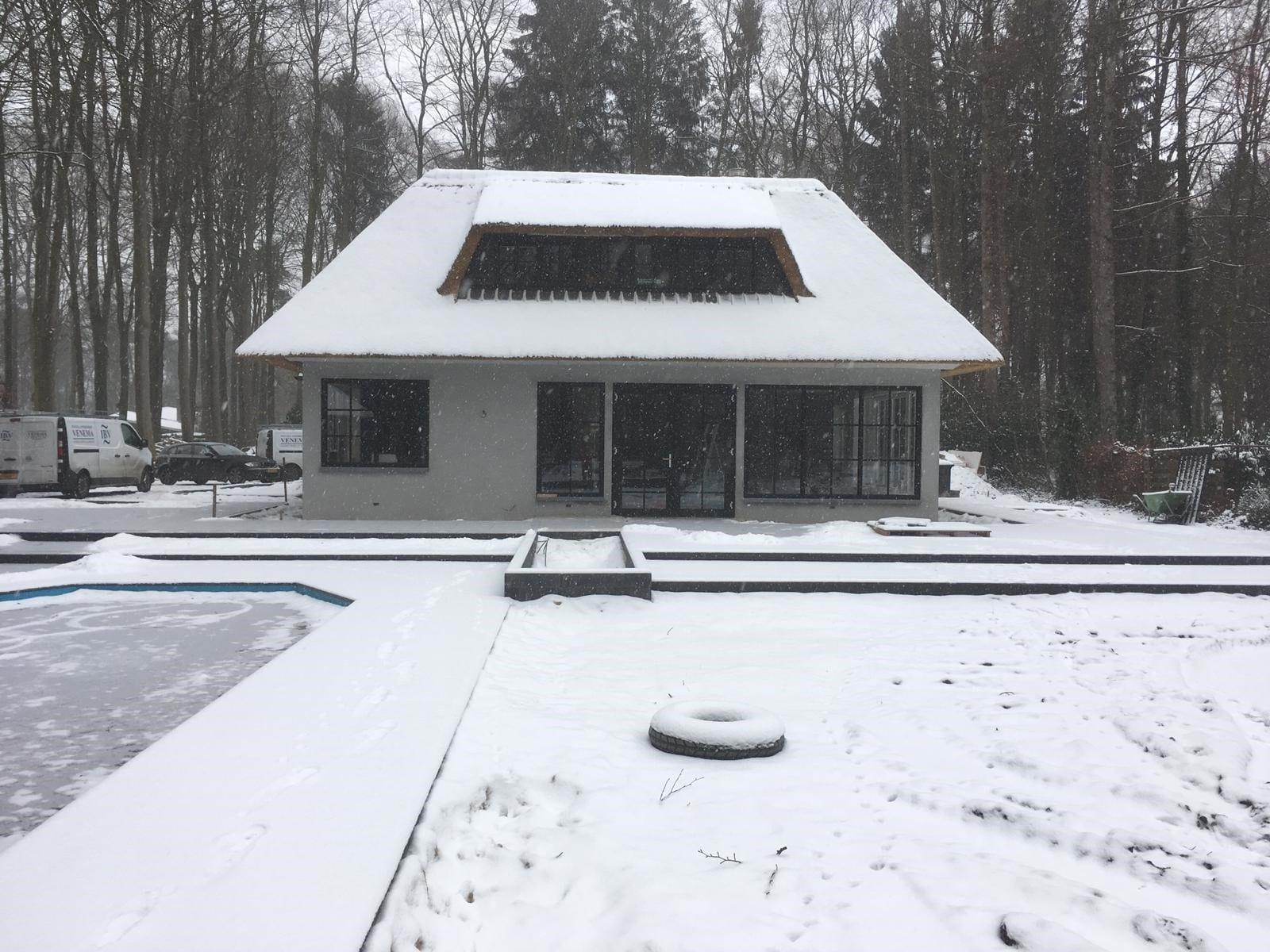Nieuwbouw 4 - Nieuwbouw villa | Tynaarlo