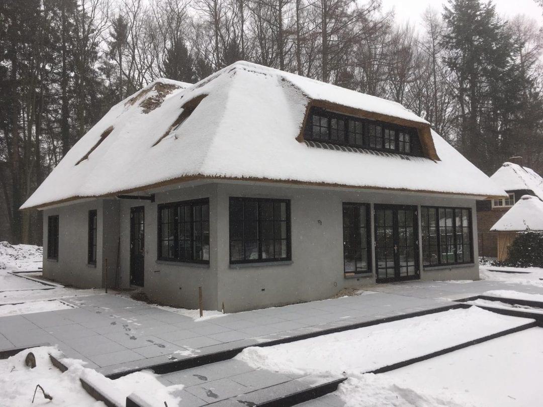 Nieuwbouw villa | Tynaarlo