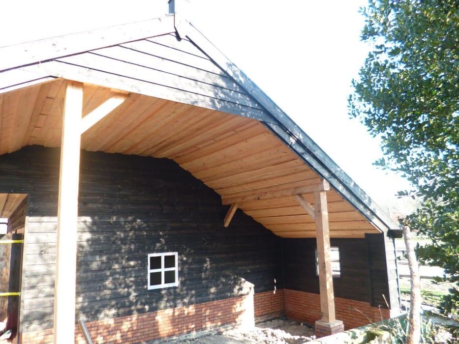 nieuwbouw schuur donderen 132 - Realiseren authentieke schuur | Donderen
