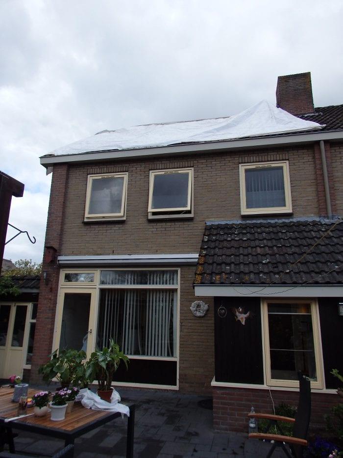 verbouwing huis yde 137 rotated - Verbouwing huis | Yde