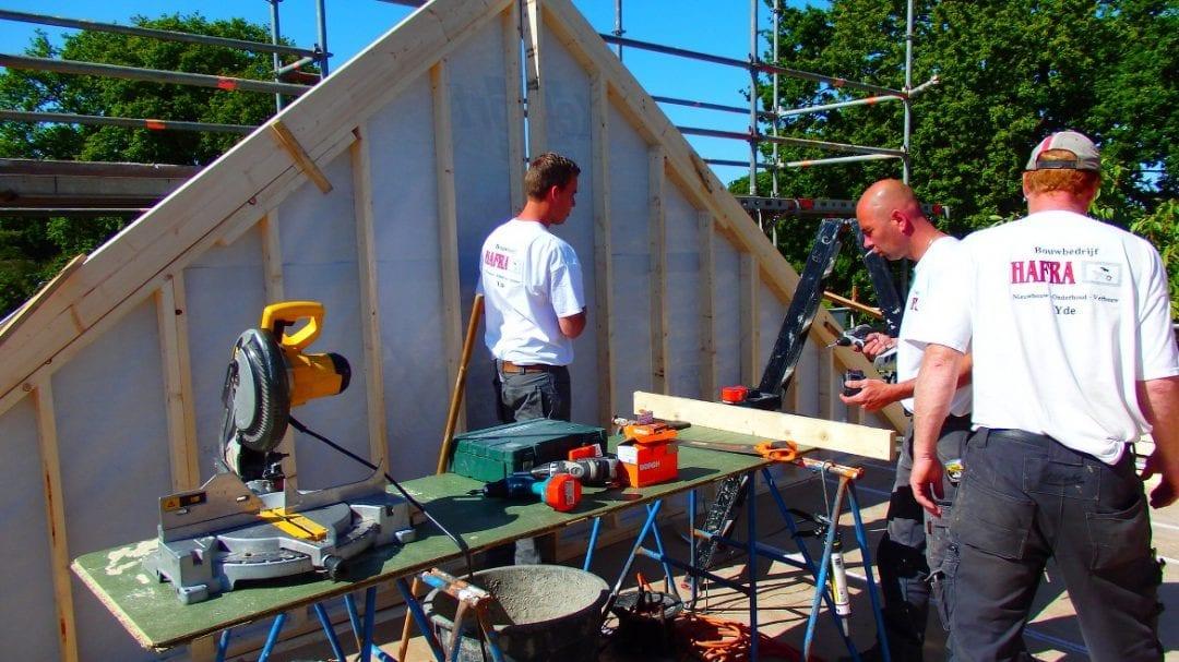 Verbouwing huis | Yde